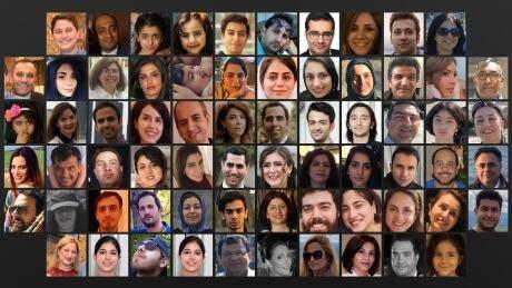 PS752 victims