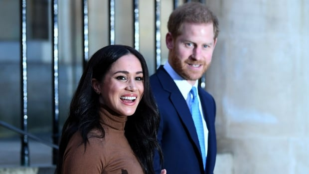 Canada will not pay for Harry and Meghan's security after March | CBC News