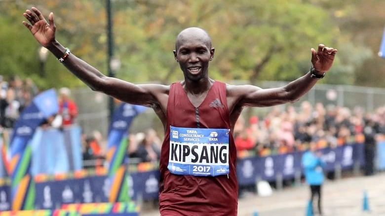Kenyan marathon star Kiprotich suspended for doping offences