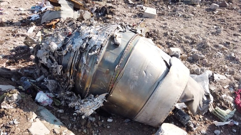 Black box confirms illegal interference with jet downed in Iran: Ukraine