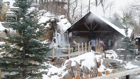 Spa Nordik Spa-Nature Chelsea Quebec
