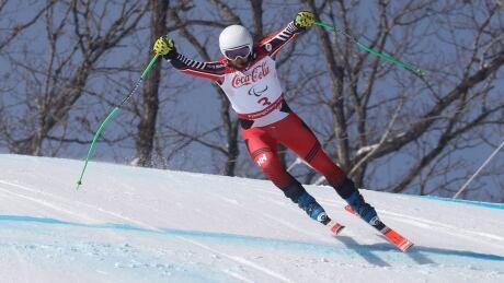 Pyeongchang Paralympics Alpine Skiing
