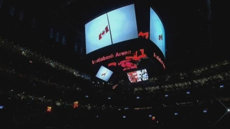 Raptors hold moment of silence for Flight PS752 victims