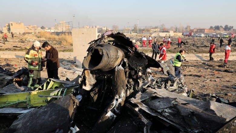 United Nations to review dangers of flying in conflict zones after deadly Iran crash