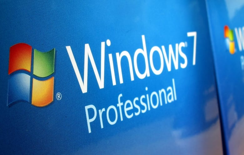 Windows 7 Users Beware No More Free Security Updates Cbc News