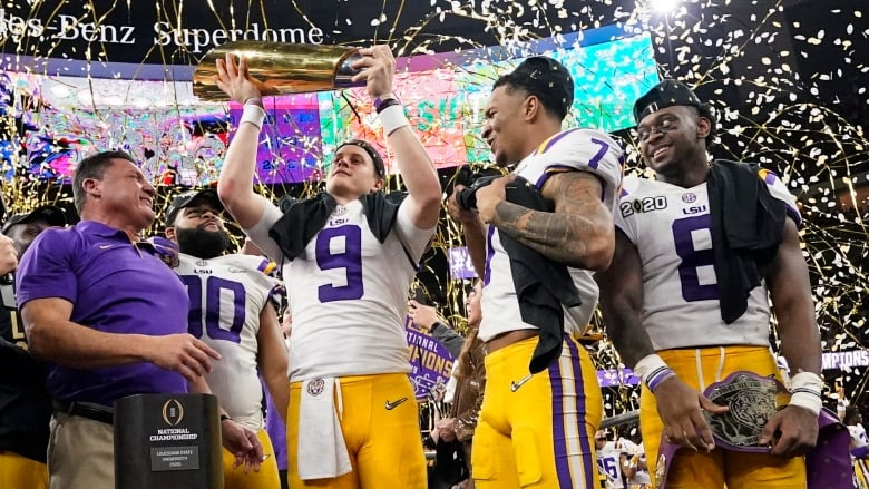 low price best value speical offer Joe Burrow leads LSU past Clemson in college football ...