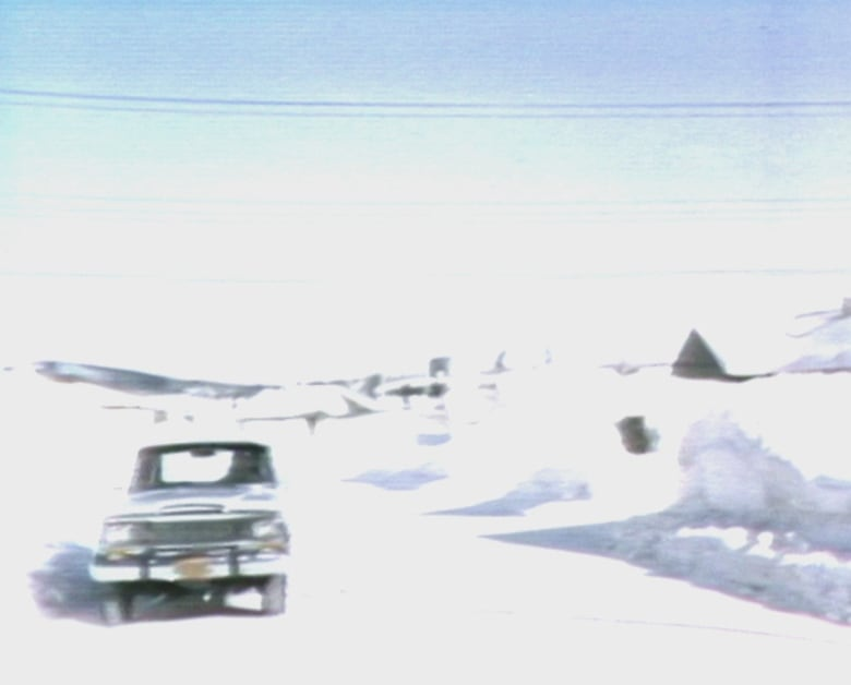 When extremely cold weather was making news in Atlantic Canada in 1982