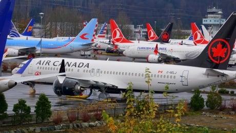 Boeing 737 Max 8 — Air Canada