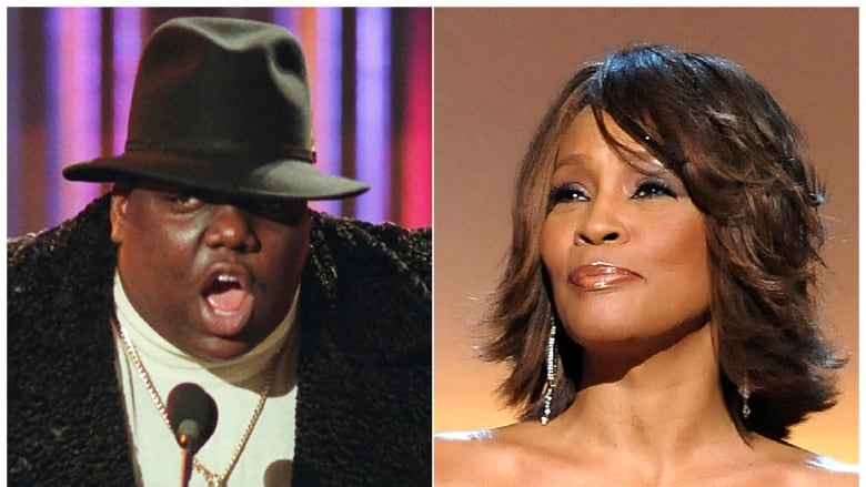 Whitney Houston, Notorious B.I.G. to join Rock and Roll Hall of Fame