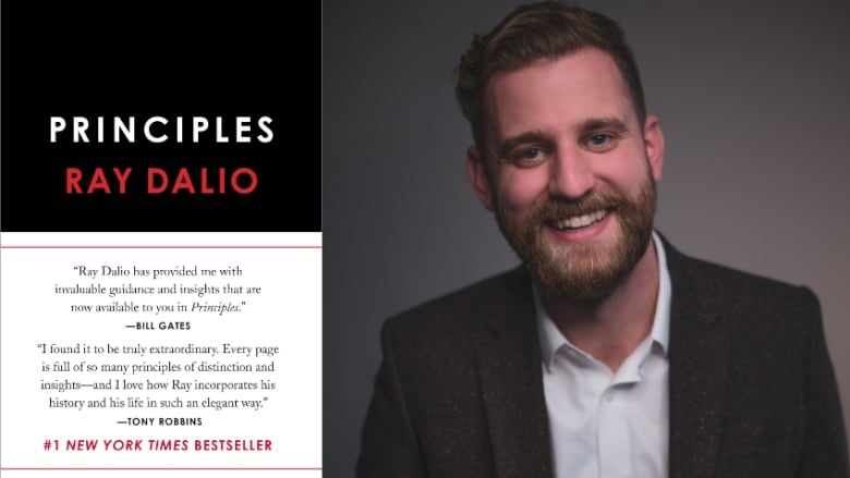 Bryton Udy of Leaving Thomas wanted to restructure his life goals based on this self-help book