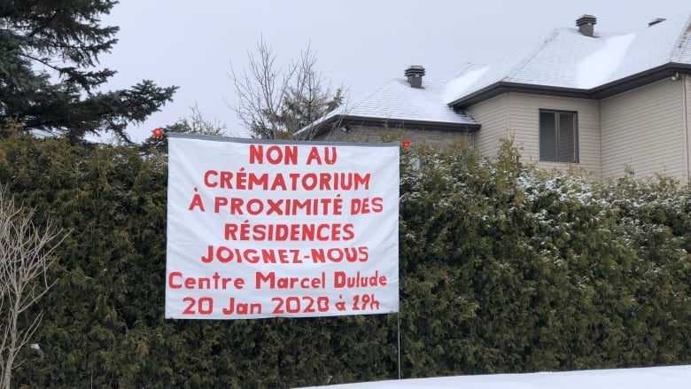 'Death is something they don't want to hear about': St-Bruno residents unnerved by crematoria proposal