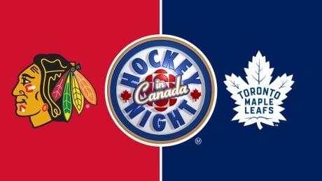 HNIC - Chicago Blackhawks at Toronto Maple Leafs