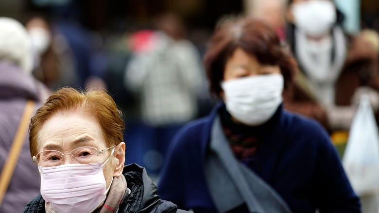 Patient in Japan infected with new cornavirus from China