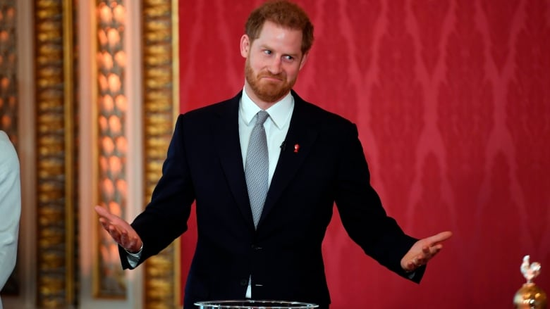 Prince Harry on the job as Canada's women get decent draw for 2021 Rugby League World Cup