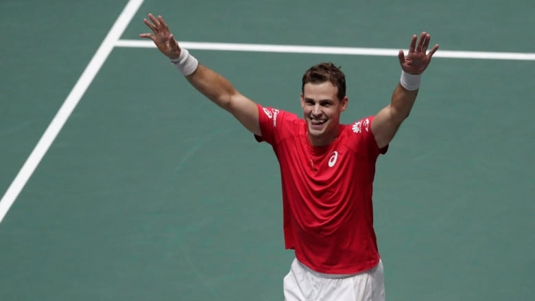 Canada's Vasek Pospisil focused on results rather than health heading into Australian Open