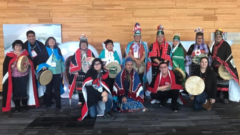 Lake Babine Nation drum group pleads for return of regalia stolen in Vancouver