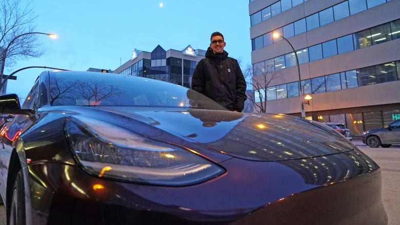 Electric cars working great in Sask.'s extreme cold conditions