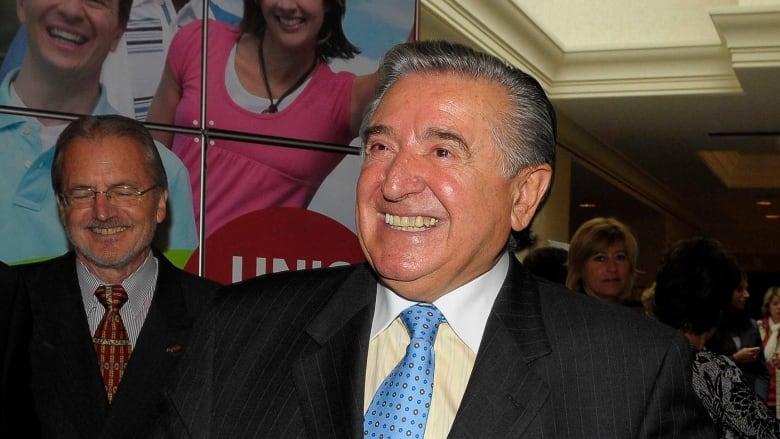 Quebec dairy mogul Lino Saputo had secret past dealings with U.S. mobster Joe Bonanno, then lied about it