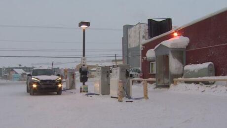 Iqaluit gas station