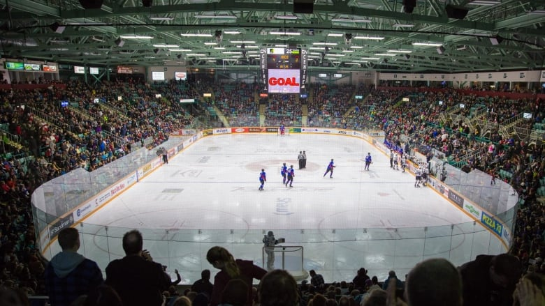 Hockey team creates tool kit to create more sensory-friendly game for fans