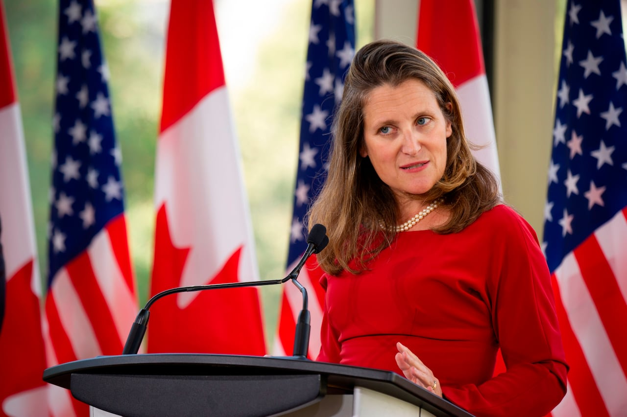 Hustle Or Slow Walk Timing Of New Nafta Now Up To Canada Cbc News