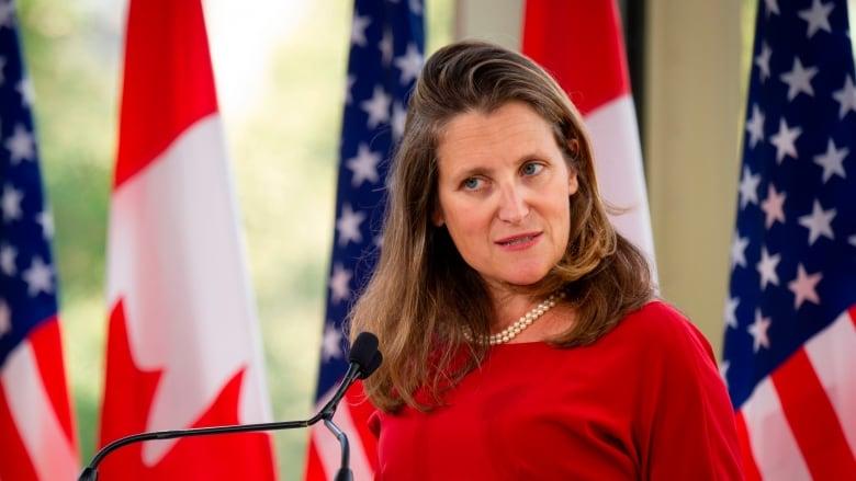 New NAFTA top priority as Parliament resumes Monday