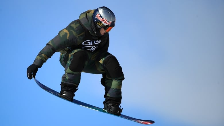 Sebastien Toutant wins World Cup snowboard slopestyle gold