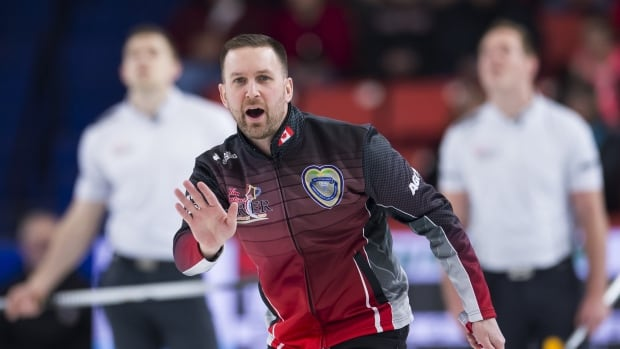 Gushue, Jacobs lead qualifiers into Canadian Open playoffs | CBC Sports