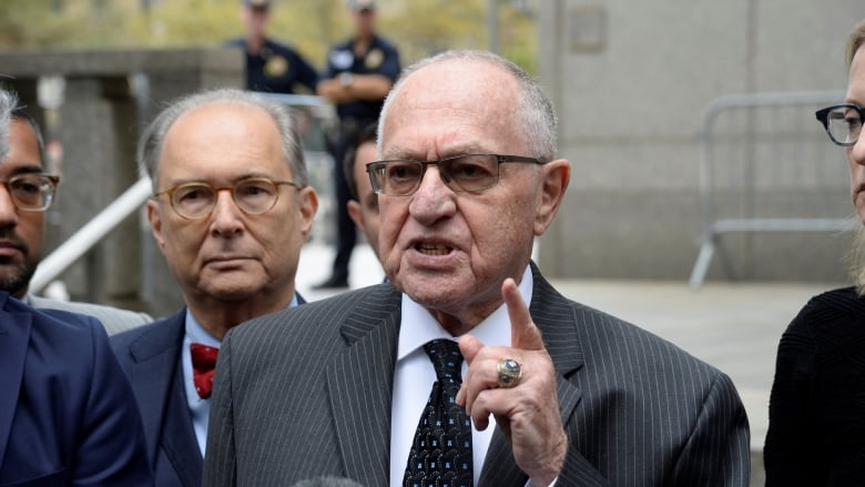 Alan Dershowitz, Kenneth Starr expected to be on Trump impeachment legal team