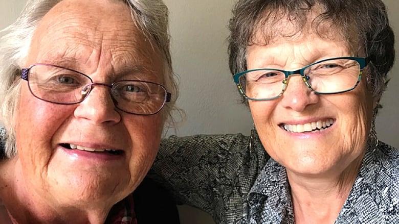 'Like a gift': after 70 years, Ontario woman discovers half-sister in England