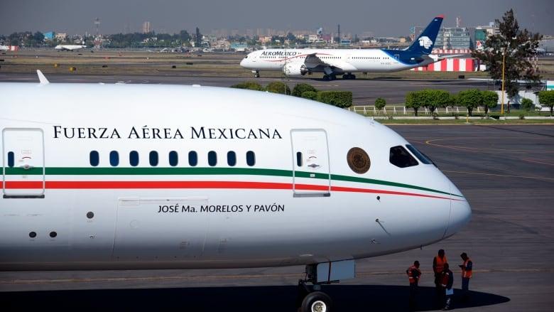 Mexico's Obrador considering raffling off presidential jet