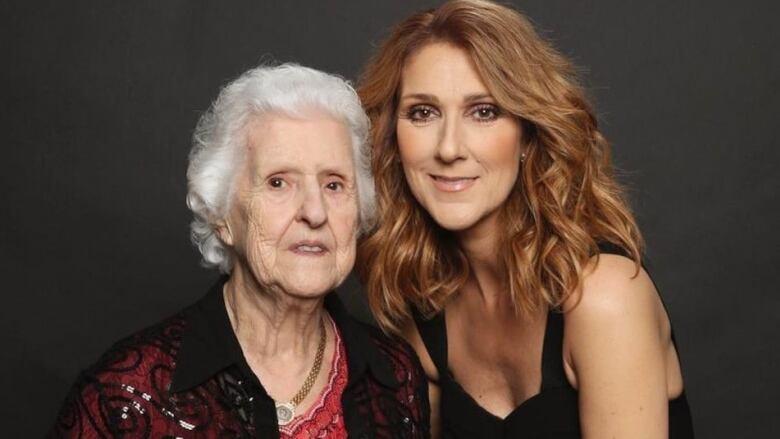 Céline Dion's mother, Thérèse Tanguay Dion, dead at 92