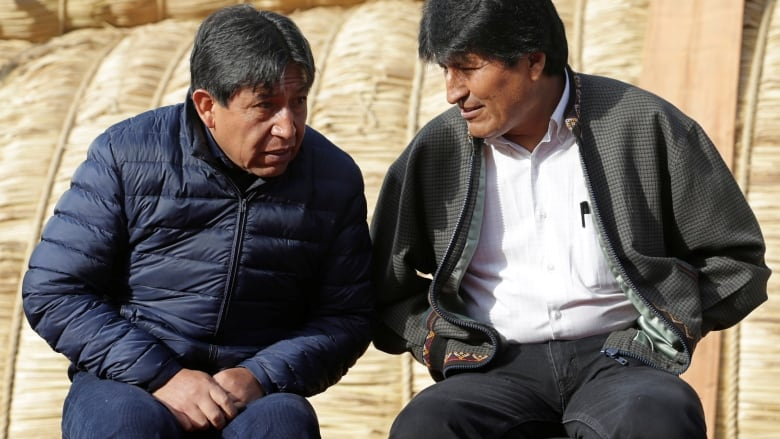 Evo Morales's party puts forth new candidate for next Bolivia election