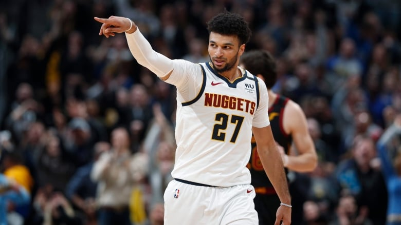 Jamal Murray out for 'foreseeable future' says Nuggets coach