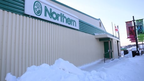 Northern store Fort Chipewyan Alberta