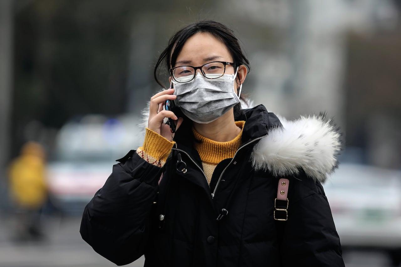 Screen 3 To For Passengers Coronavirus U New China At Airports s
