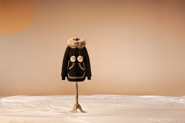 canada goose - Inuit designers launch new line of parkas for Canada Goose