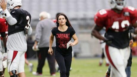 Cardinals Camp Football