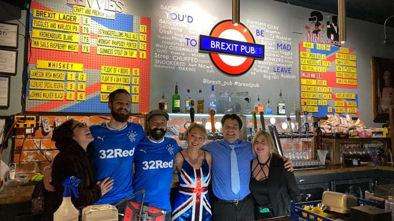Brexit may be imminent, but this B.C. pub plans to keep the name going