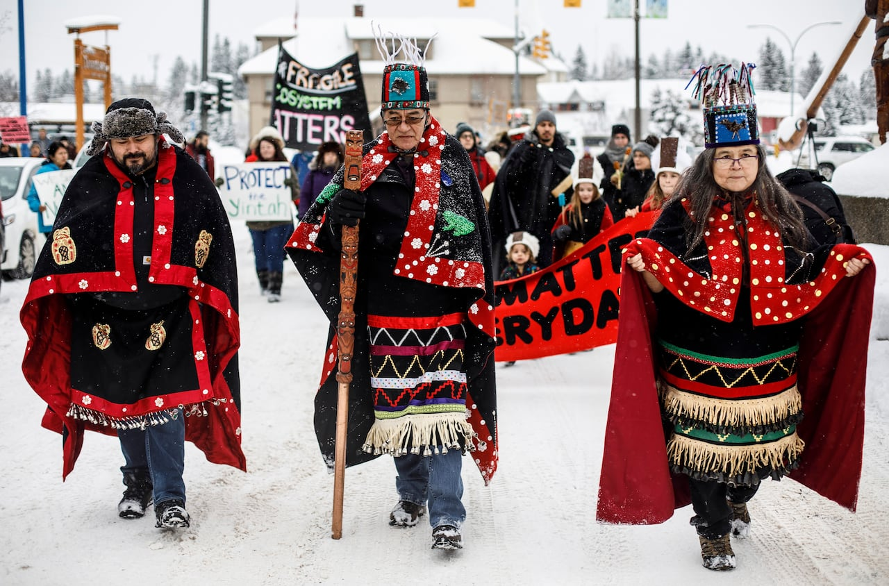 Why 2 different kinds of Wet'suwet'en leaders support and oppose the gas  pipeline | CBC News