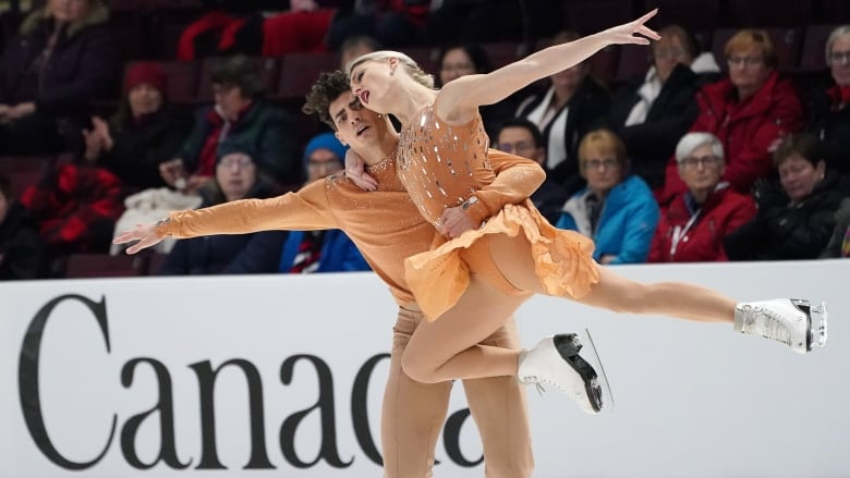 Gilles and Poirier finally win Canadian title after being four-time runners-up