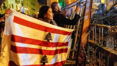 LEBANON-CRISIS/PROTESTS
