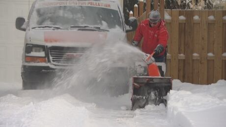 gatineau ottawa snow weather winter blower cleanup