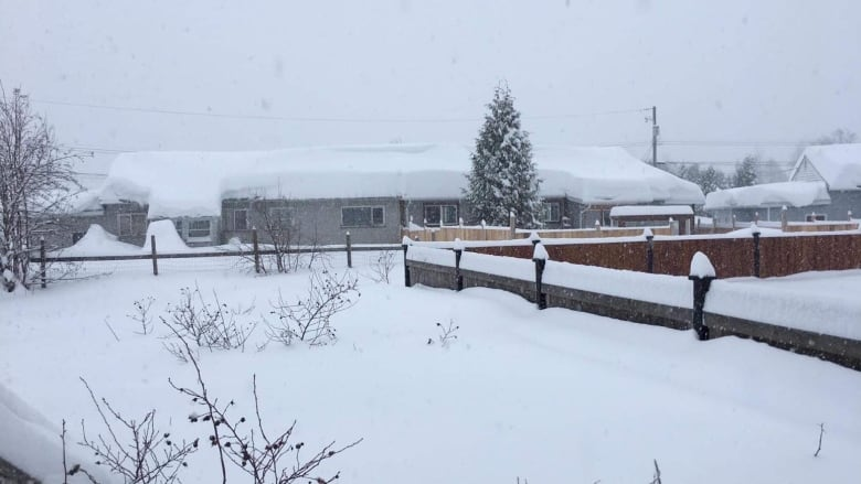Thousands of students out of school in Kitimat, Terrace due to snowstorm