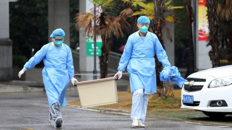 Just the basics: The new coronavirus outbreak