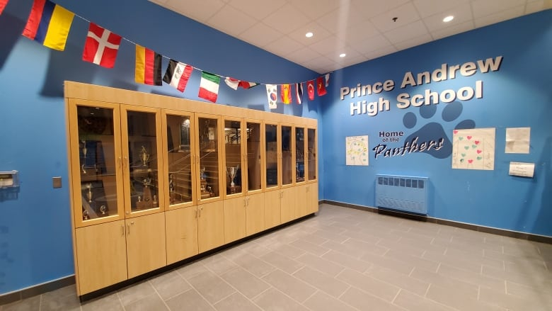 Prince Andrew High School taking name change discussion to online forum
