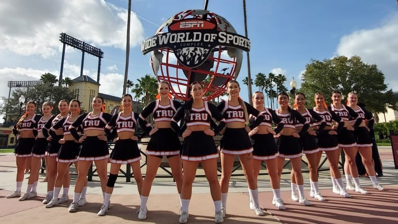 'My mind is blown': B.C. team places 5th with zero deductions at international cheer competition