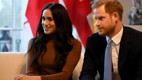 Prince Harry and Meghan will no longer use Royal Highness titles as of March 31