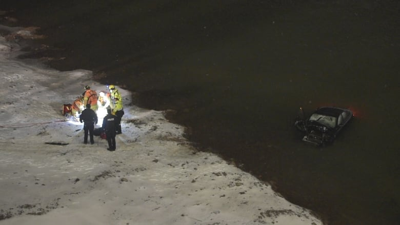 Audi A4 driver crashed car into Welland Canal then fled: police