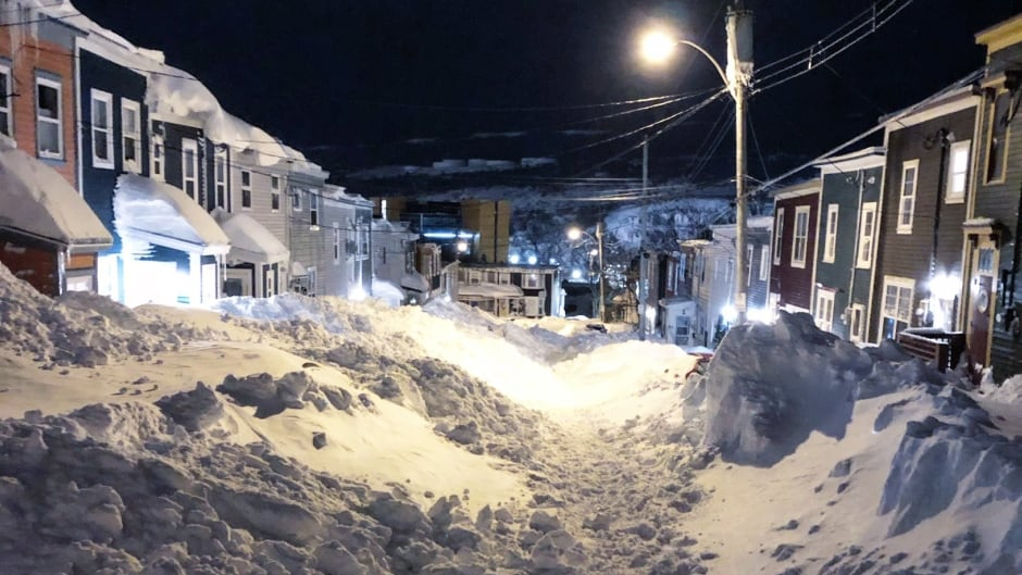 PHOTO CREDIT: CBC NEWS -- Snowmageddon has come and gone. Let's hope metro St. John's learns the  right lessons | CBC News
